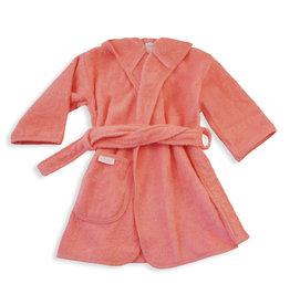 Funnies Geborduurde badjas met naam Indian Red - vanaf: