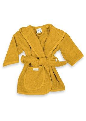 Funnies Geborduurde badjas met naam Oker - vanaf: