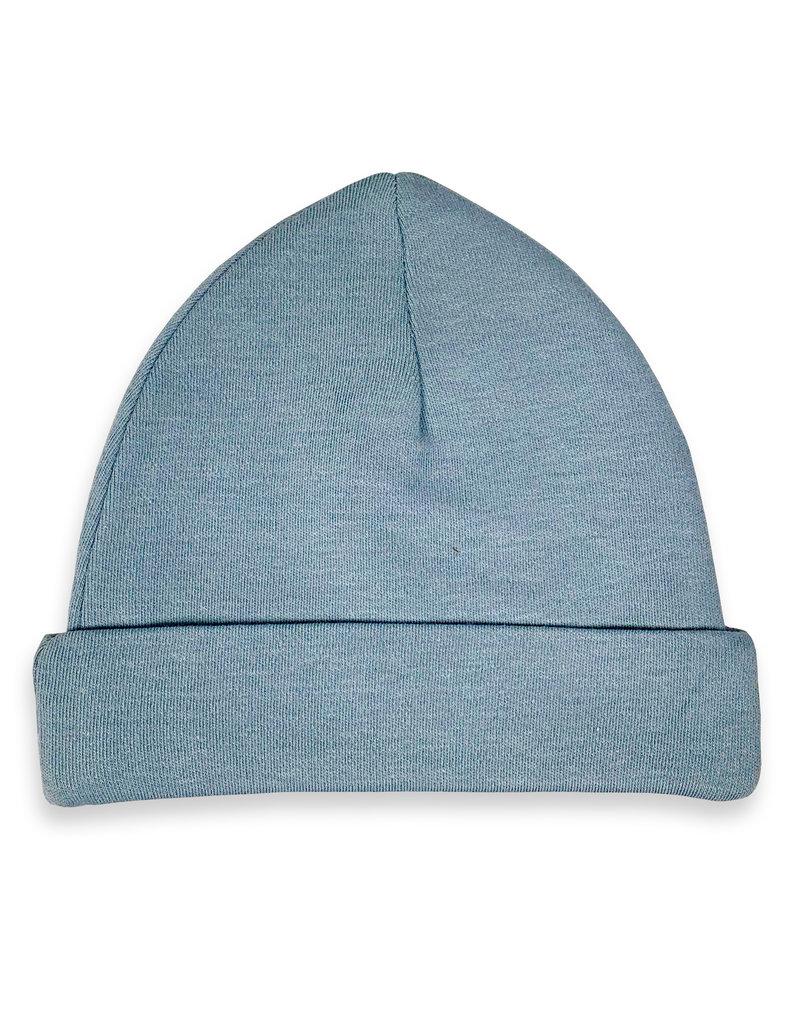 Funnies Babymuts grijs blauw