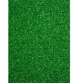 Stahls Groen Glitter Flex Folie - Vanaf: