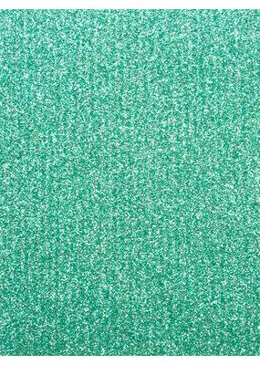 Stahls Appelblauwzeegroen Glitter Flex Folie - Vanaf: