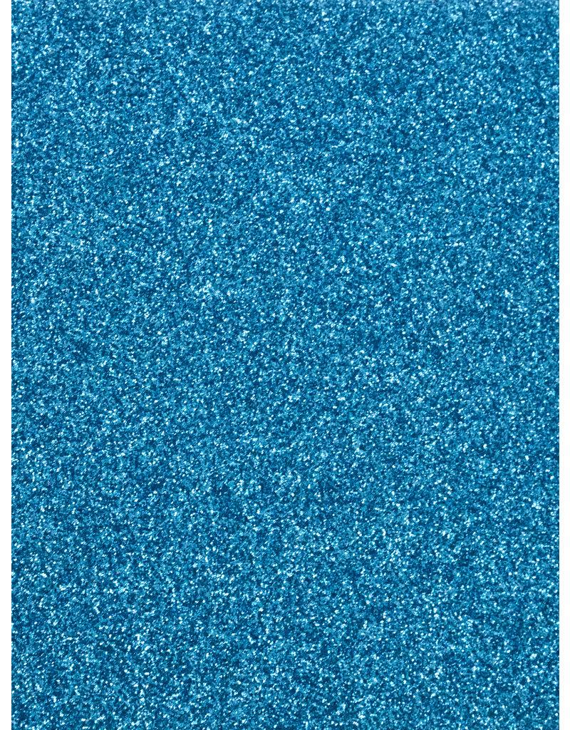 Stahls Blauw Glitter Flex Folie - Vanaf: