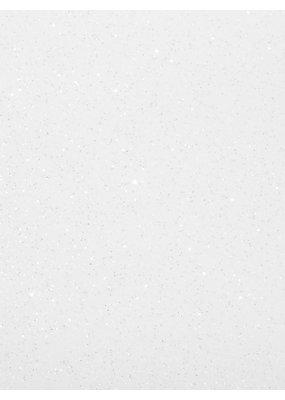 Stahls Wit Glitter - Flex Folie - Vanaf: