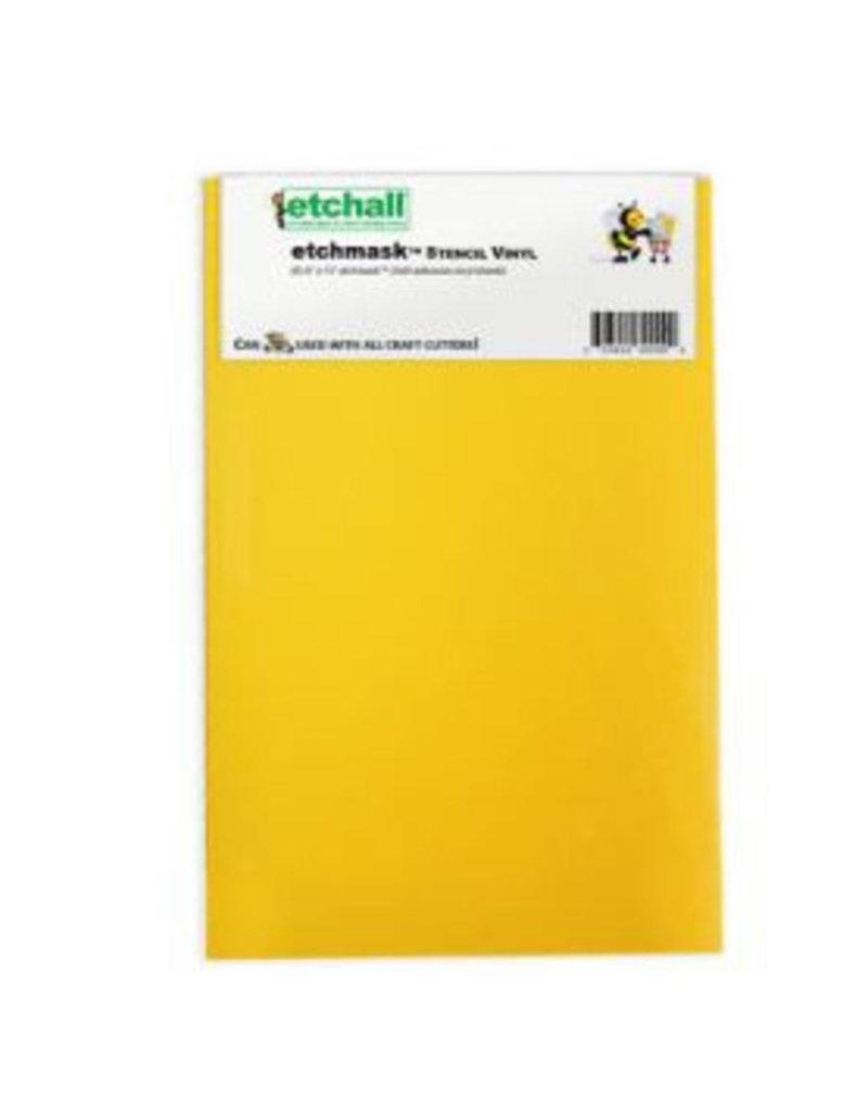 Etchall Etchmask Stencil Vinyl