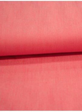 Editex 0,90m x 1,40m - Jeans - Licht Rood