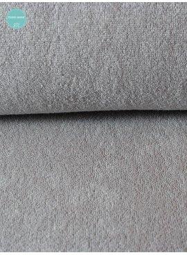 1,30m x 1,55m - Muisgrijs - Spons