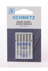 Schmetz Schmetz - Jeans Machinenaald - Dikte 100