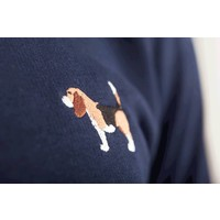 MENS THE BEAGLE PULLOVER