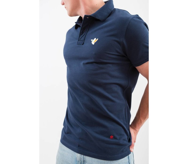 HERREN THE DUCK PATCH POLO