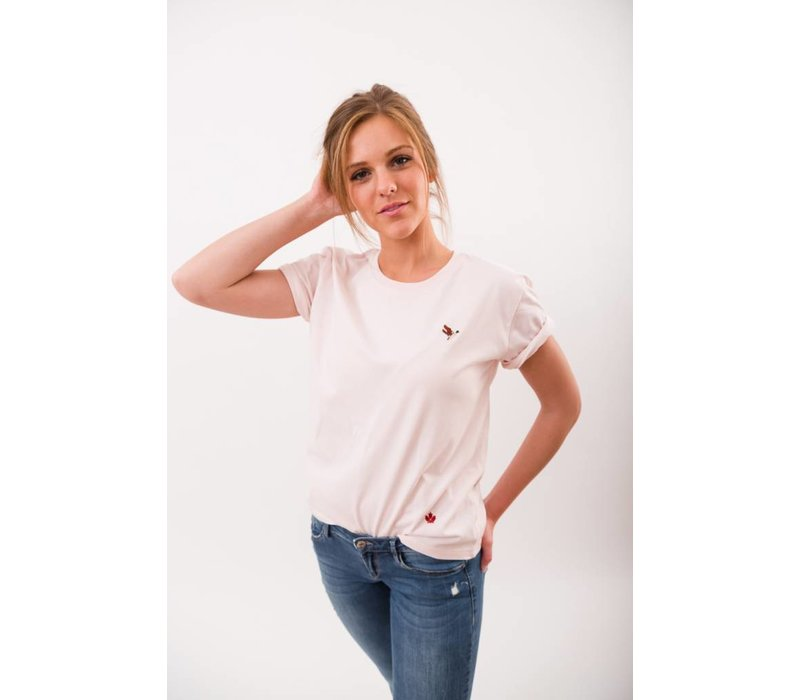 WOMEN THE DUCK T-SHIRT