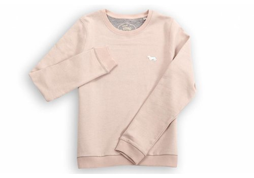 WOMENS THE DACHSHUND PATCH PULLOVER