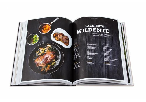 """WILD"" - THE COOKBOOK"