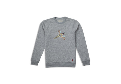THE PHEASANT PULLOVER