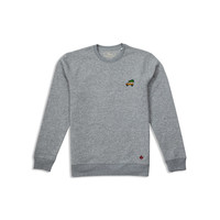WOOD RACER PULLOVER