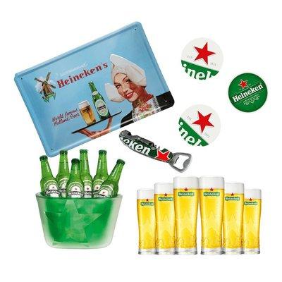 Heineken Bar Set Bundle - Small