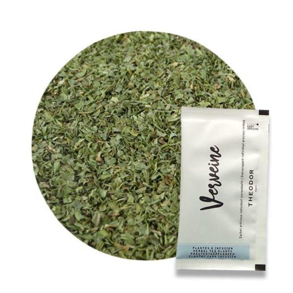 Tea bags - Lemon Verbena | THEODOR, Four Leaves - Four Leaves