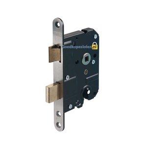 Nemef Veiligheidsslot 1279/17 Afgerond PC55 DM50 SKG*