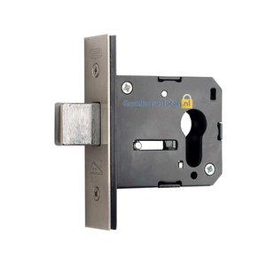 Nemef 4328 Veiligheidsbijzetslot 'rechthoekig' SKG**