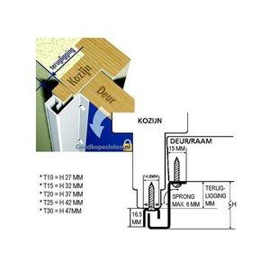 Secu Secustrip type 3T van 0 tot 30mm terugligging skg**
