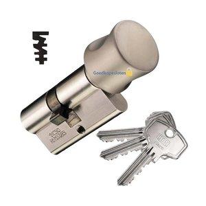 DOM Plura knop cilinder skg** of skg***.. maak uw keuze..