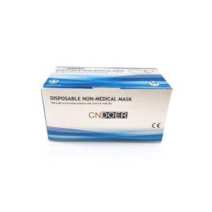 OPR-77001 3 laags wegwerpmaskers mondkapjes