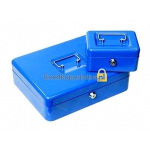 Cashbox 80x152x118 mm