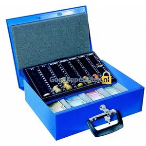 Cashbox 102x355x275 mm