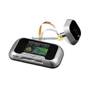 Dulimex Digitale deurspion DRS-LCD-DX28