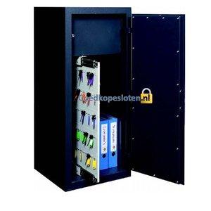 Salvus Garagesafe elektronisch + noodsleutel