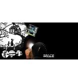 Mathmos Mathmos grafische projectie kaartjes Fairy Tales t.b.v. Mathmos Space Projector.