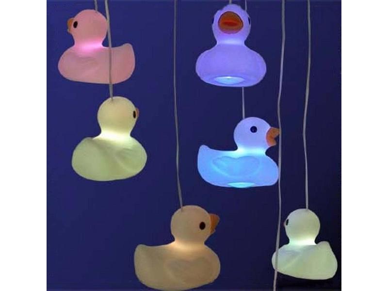 LED mobile eendjes