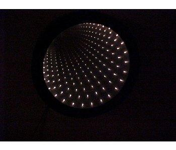 Spiegeldieptetunnel klein-  glas-  low cost