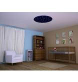 Universal Fibre Optics Ltd. Sterrenplafond rond