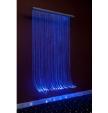 Universal Fibre Optics Ltd. Vezelnevel waterval 120cm met ingebouwde lichtbron