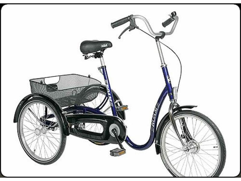 Roam Roam Rider lage instap driewielfiets
