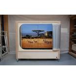 Atelier Michel Koene Wandmat recht, 6cm, Bisonyl met fotoprint   maatwerk