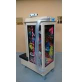 Atelier Michel Koene Snoezelunit incl. accessoires   65 x 113cm, 180/205cm hoog