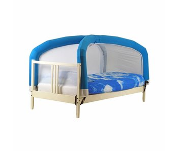 CloudCuddle Junior mobiele bedtent - blauw
