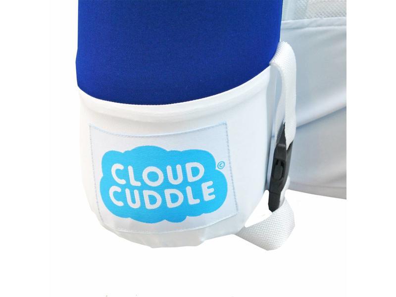 CloudCuddle  CloudCuddle mobiele bedtent - blauw