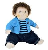 Rubens pop Emil jongen   50cm