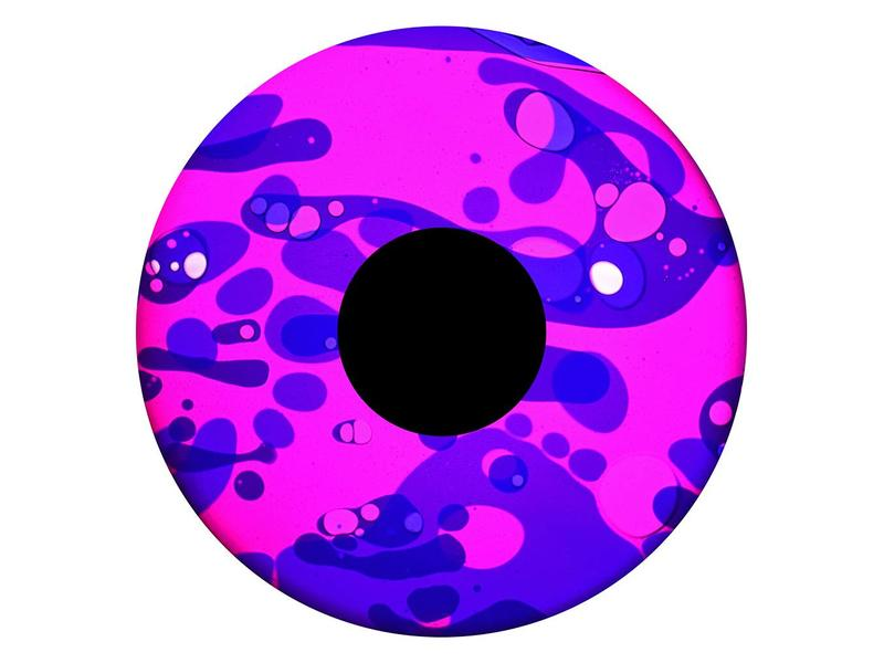 """OPTIkinetics Magnetisch 6"""" effectwiel vloeistof (Pink Lady)"""