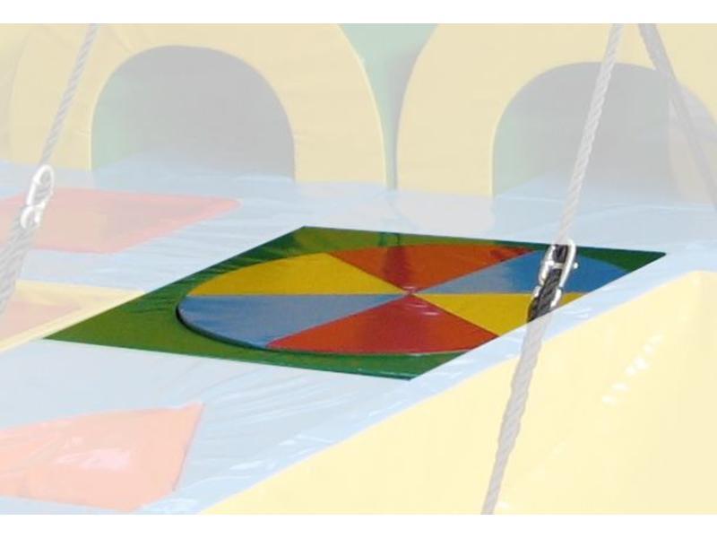 Atelier Michel Koene Draaimat, Bisonyl   150 x 150cm
