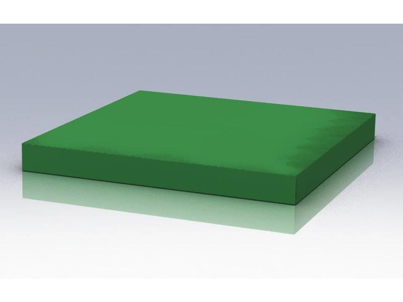 Atelier Michel Koene Vloermat Press 3cm,Bisonyl