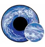 """OPTIkinetics Magnetisch 6"""" Effectwiel thema: Clouds"""