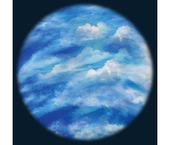 """Magnetisch 6"""" Effectwiel thema: Clouds"""