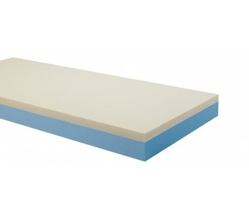 Presstige Medium Care zorgmatras incl. IC-hoes blauw/gr