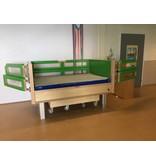 Atelier Michel Koene Hoog/laag bed(box) Reager - Design2   (maatwerk)