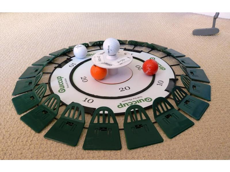 Quiccup Golf Quiccup Golf - Solitaire