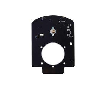 Wielmotor/Rotator tbv vloeistofprojector AG