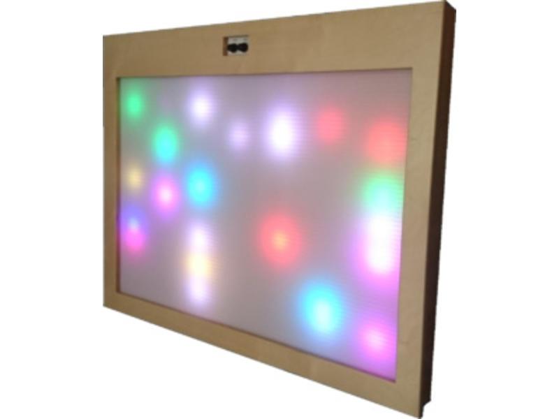 Artron Orgellichtwand / Wandlichtorgel